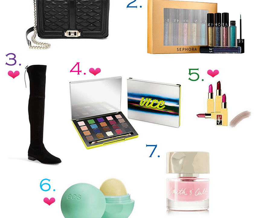 Currently my Favorites - January 2015