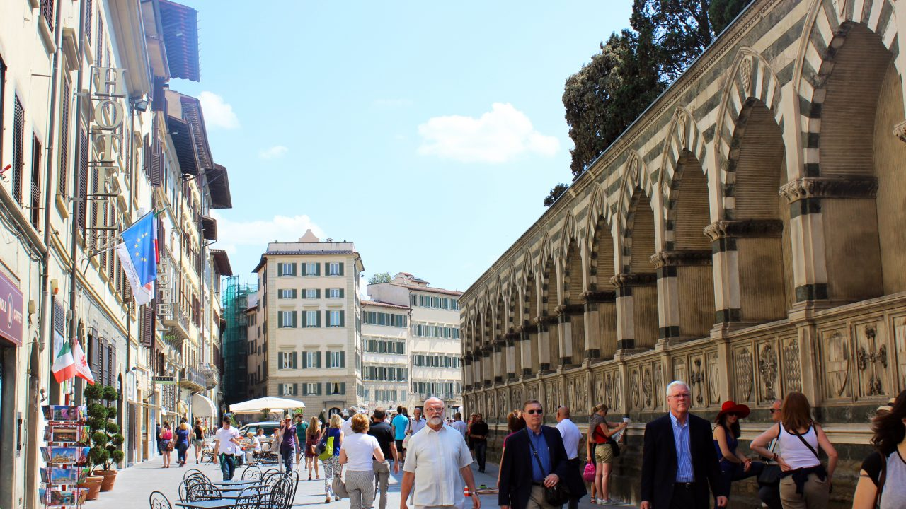 Europe Trip Diary: Florence, Italy