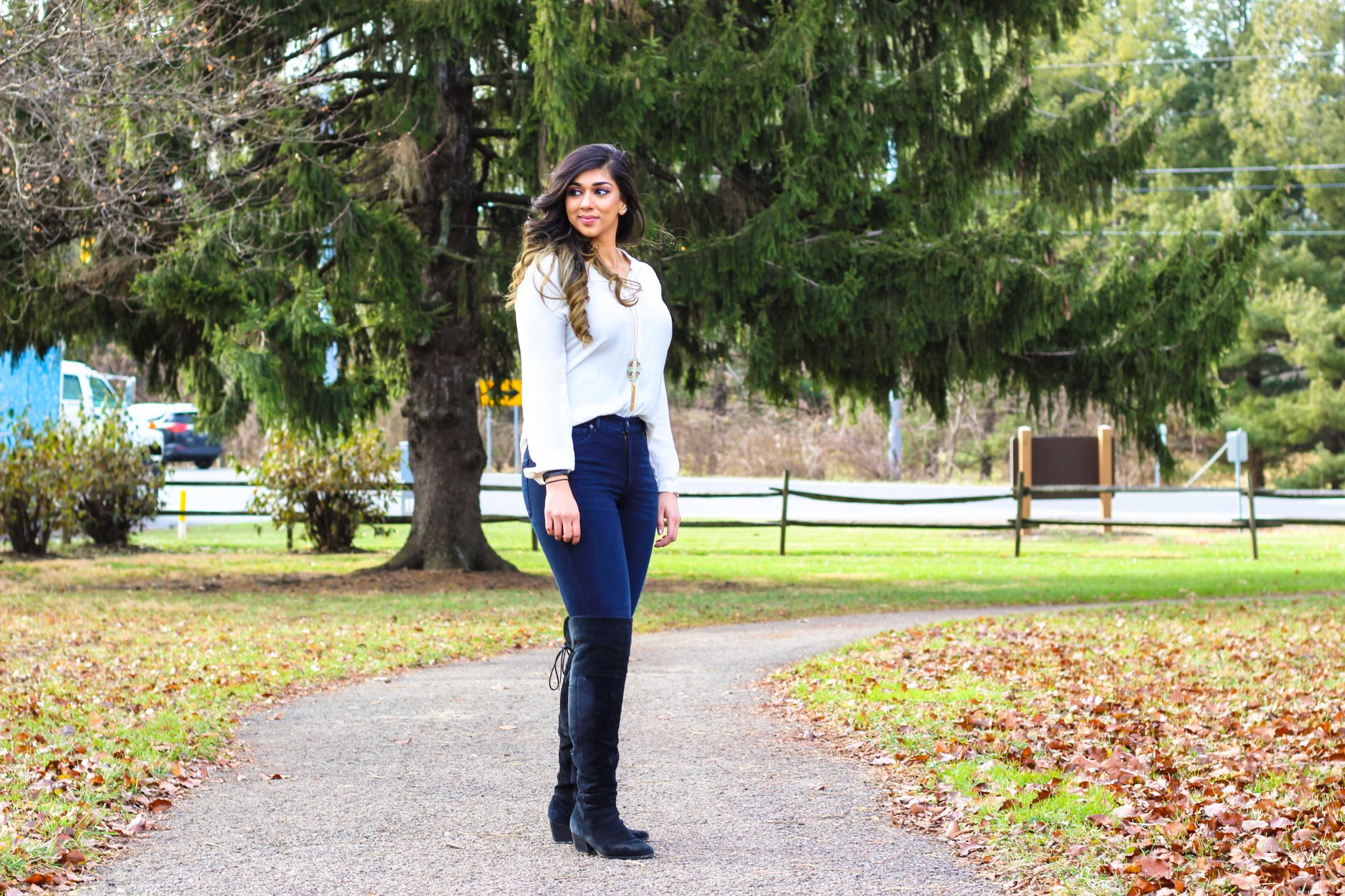 Fall Casual Outfit | Columbus, OH